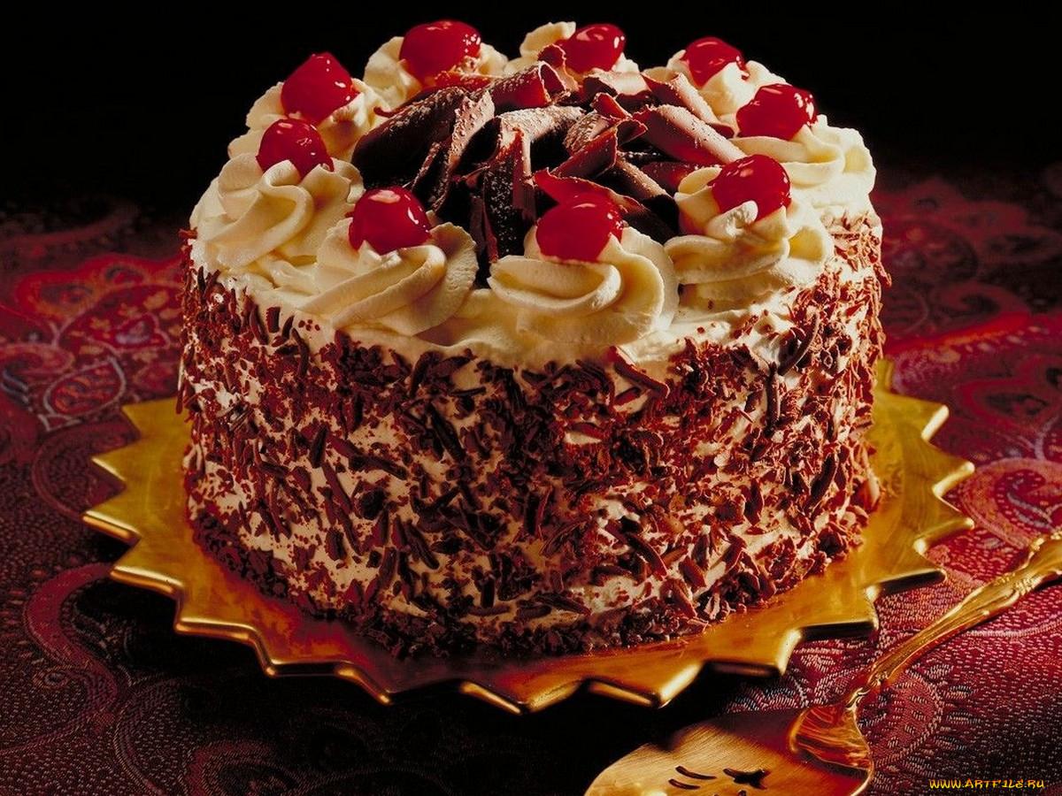 Праздничные торты - Гастроном